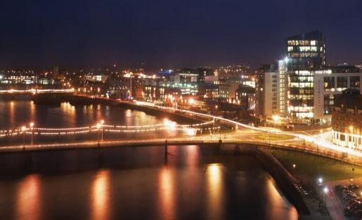 Penthouse city center amazing views