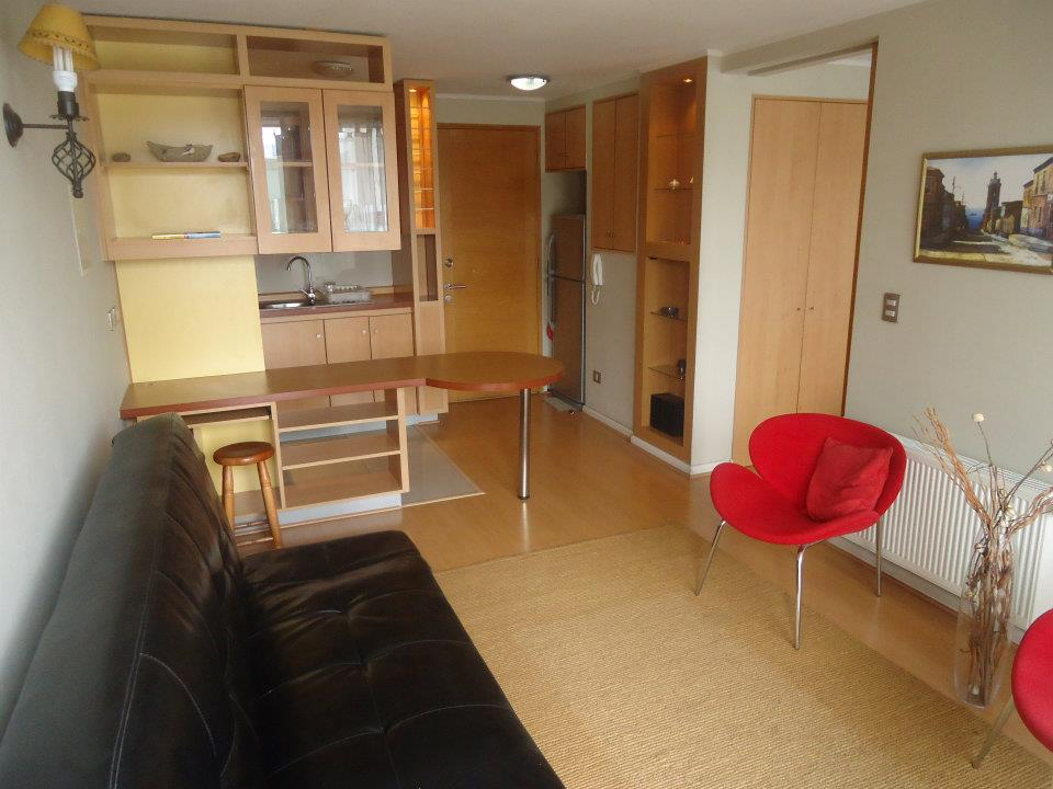 Furnished Apartment in Valparaiso
