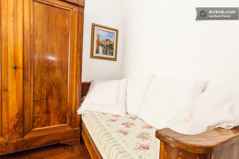 Giuliana Room @ F&F Vatican B&B