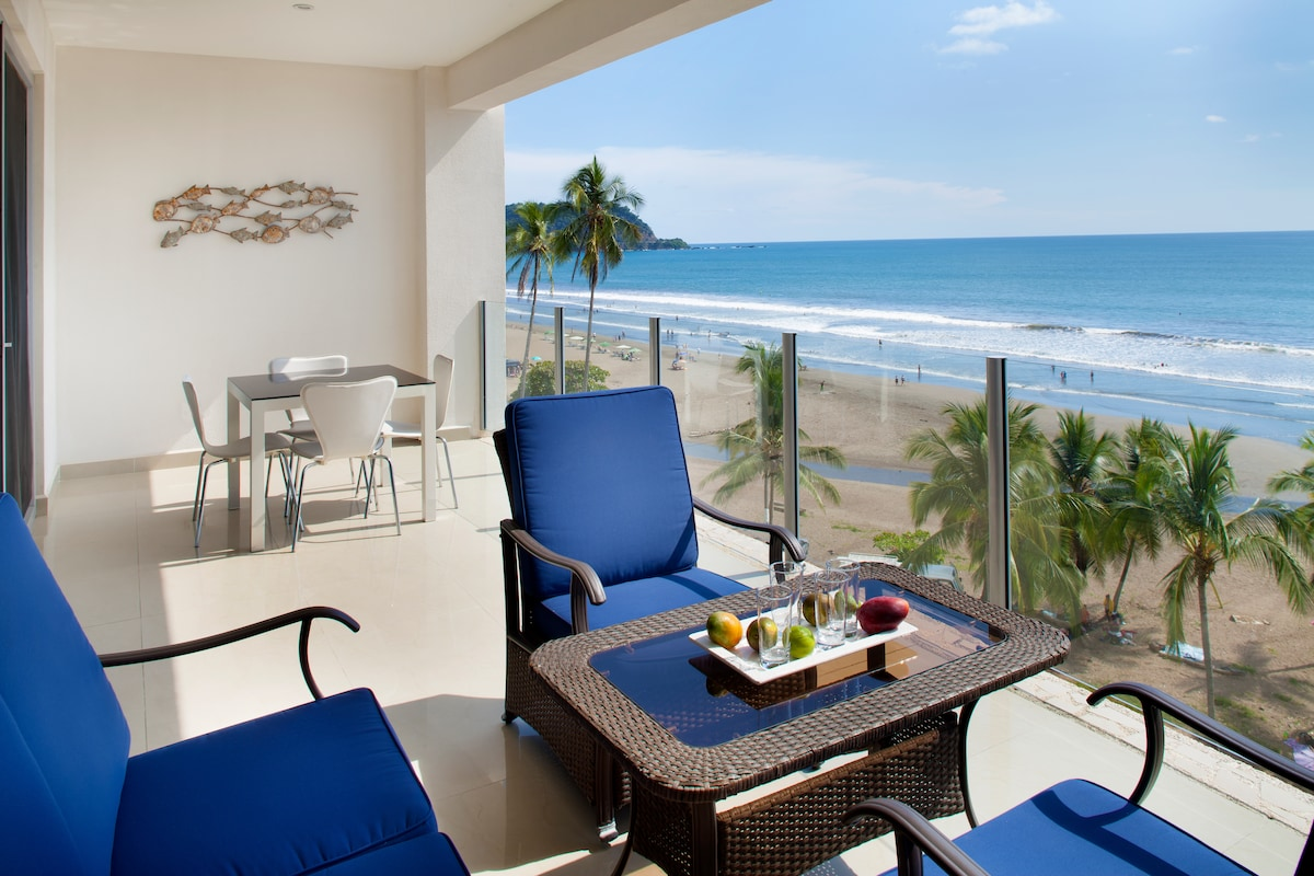 Luxury 2 bedroom ocean front