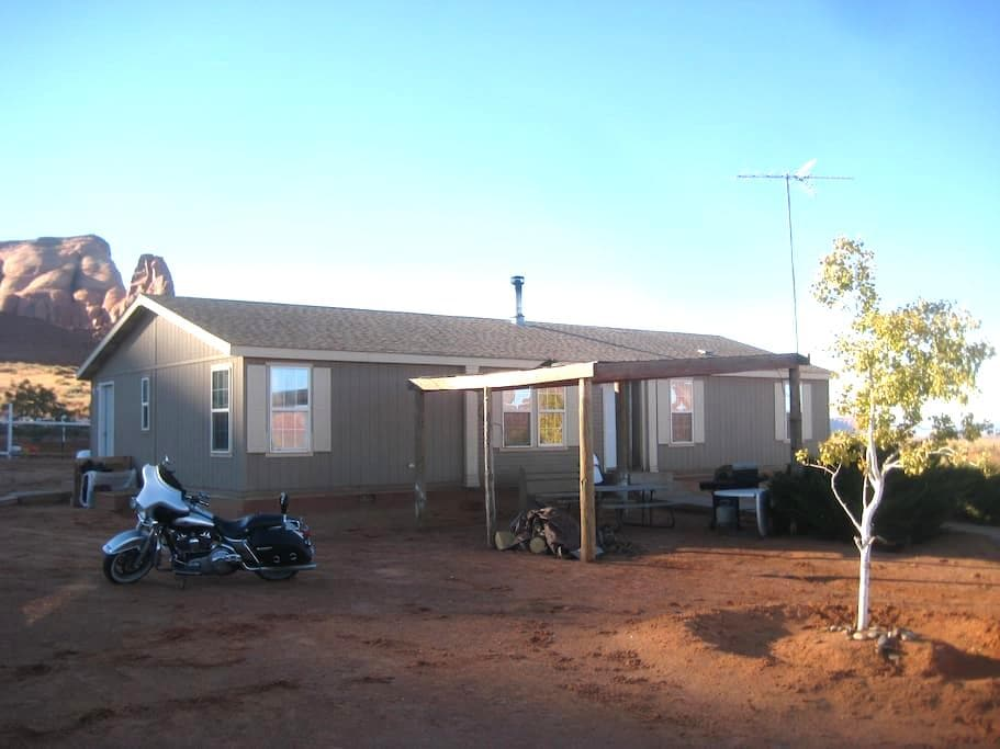 Tear Drop Arch Bed and Breakfast-1 - Oljato-Monument Valley - 住宿加早餐