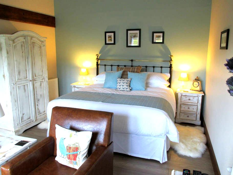 Studio Cottage for 2 Glenmoriston - Highland