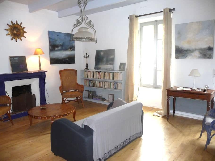 Maison de charme à L' ÎLE D' YEU - Ile d'Yeu - Dům