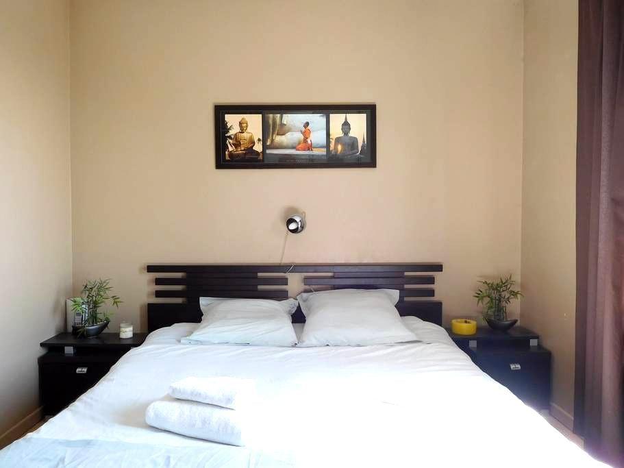 2 chambres dans maison individuelle - Pommiers - Villa