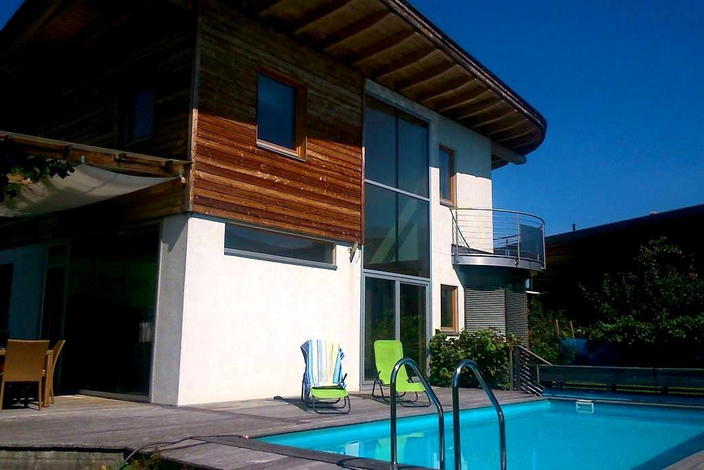 Haus Sonnseiten mit Pool - Absam