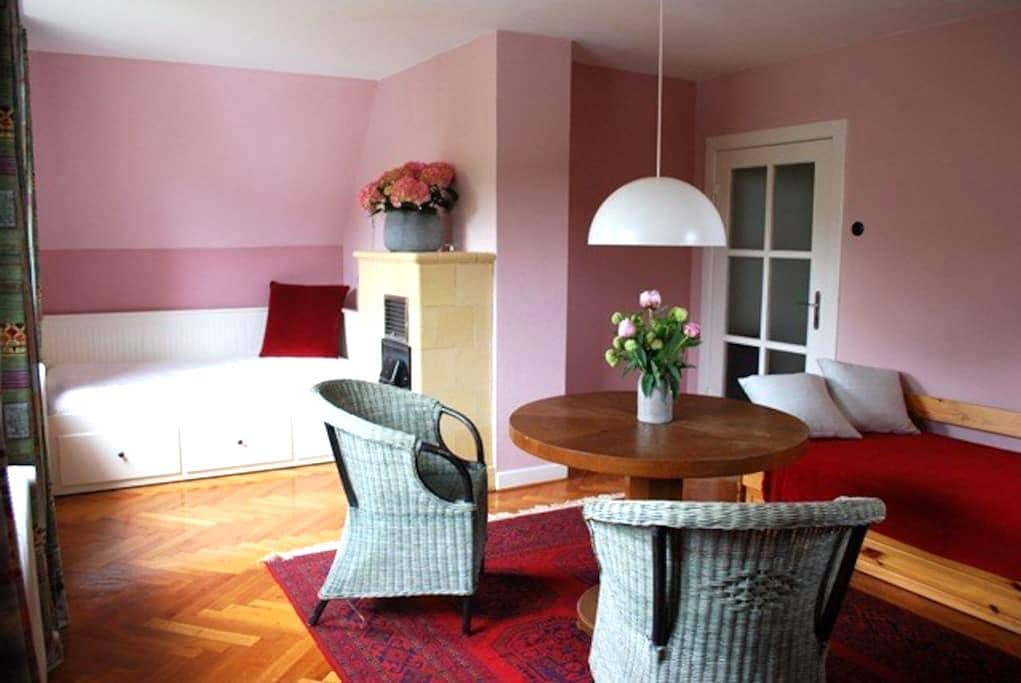 Zimmer mit Seeluft inclusive! - คิล - บ้าน
