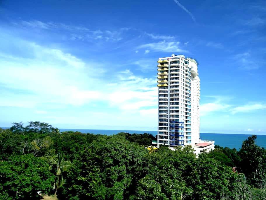 Ocean view cozy apartment on the Pacific Ocean - Коронадо - Квартира