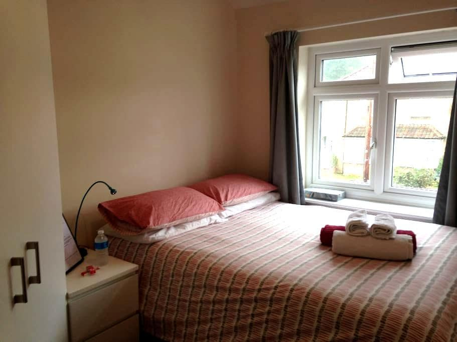 Double room with free breakfast - Saint Albans - House