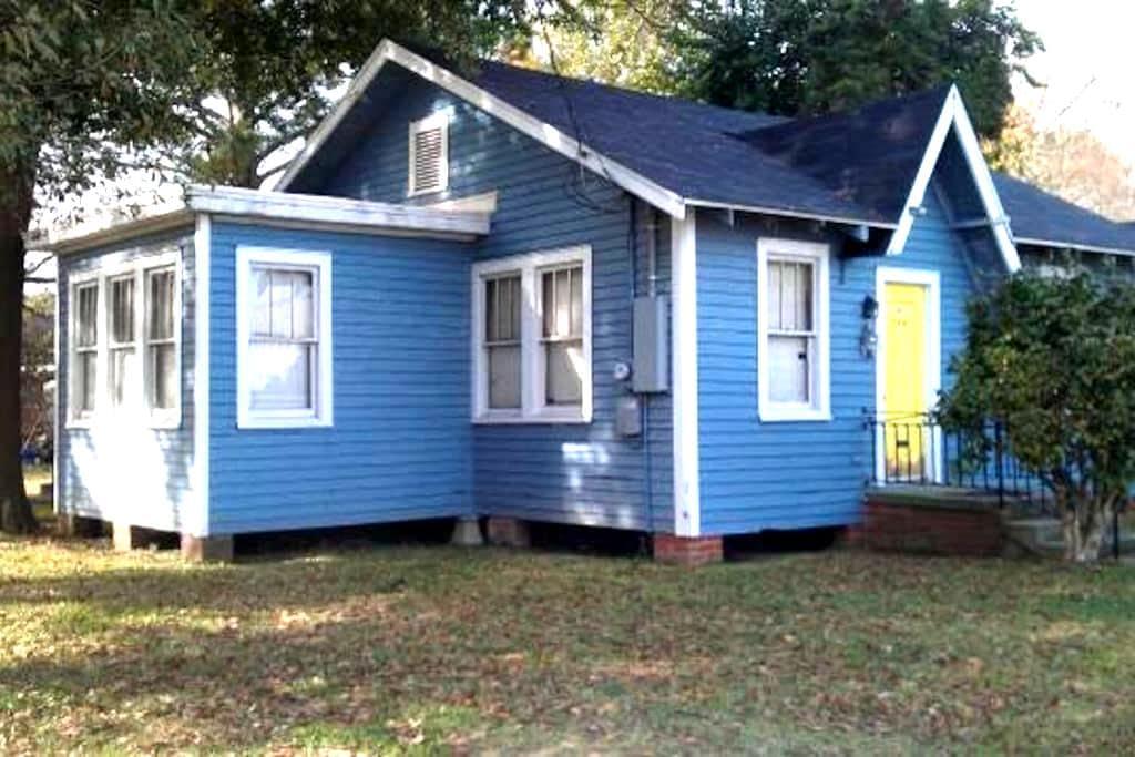 Cute Cottage in the EYE of Lafayette - Lafayette