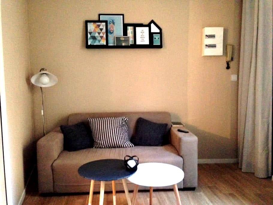 Cosy studio en Hypercentre - Angers - Appartamento