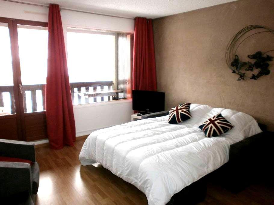 charmant appartement - Saint-Pierre-de-Chartreuse - Wohnung
