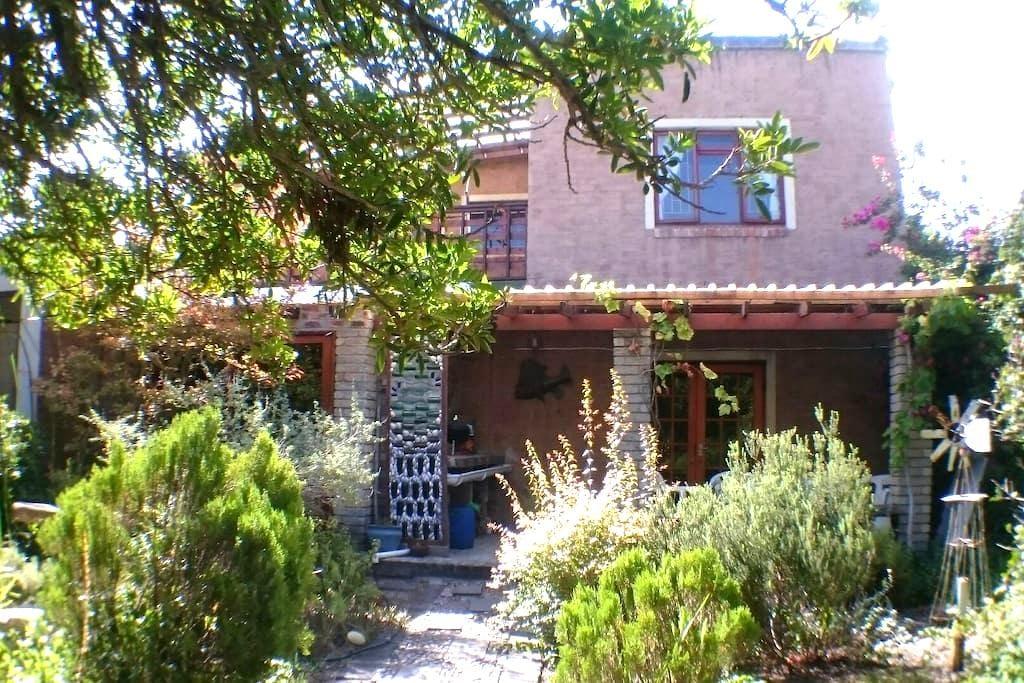 Light and Airy upstairs apartment - Sandbaai, Western Cape, ZA - Flat