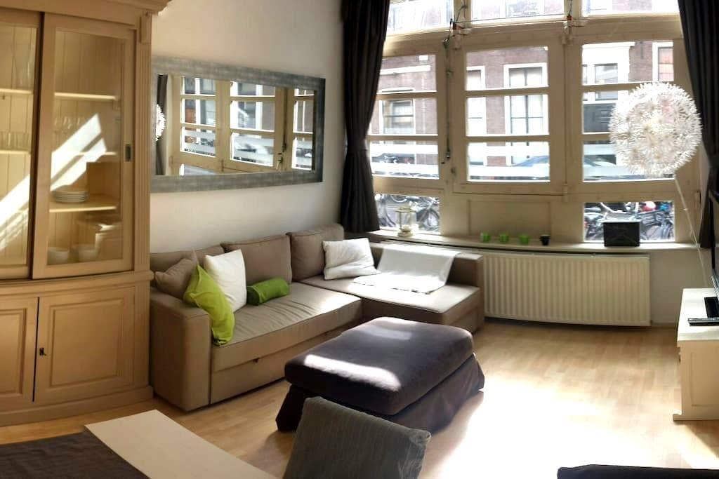 Two room classic 18th century apmnt - Leiden - Apartamento
