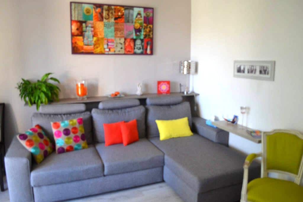Chambre privée 2/3 pers Chantilly - Chantilly - Appartement