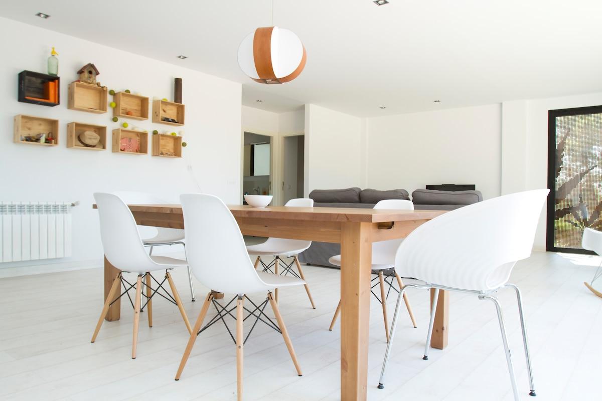 New eco-design house