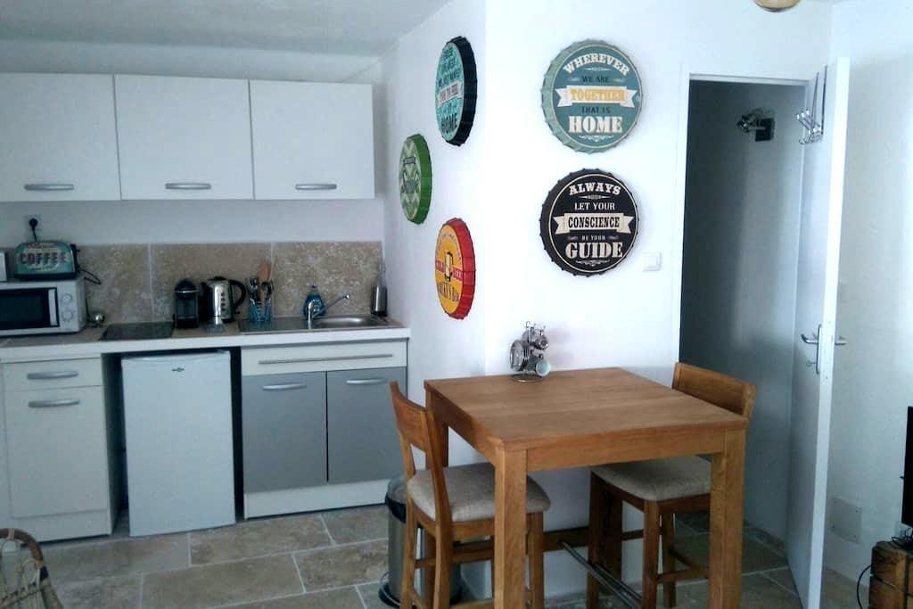 Charming studio Provençal - L'Isle-sur-la-Sorgue
