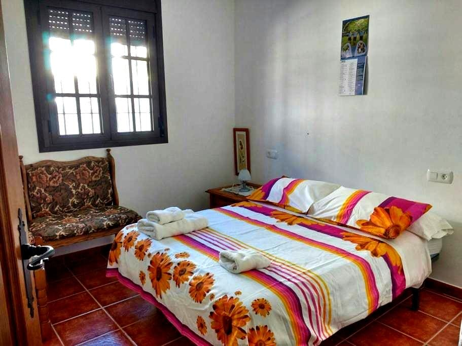 Single - Double Room with nice view - Montejaque - Casa adossada