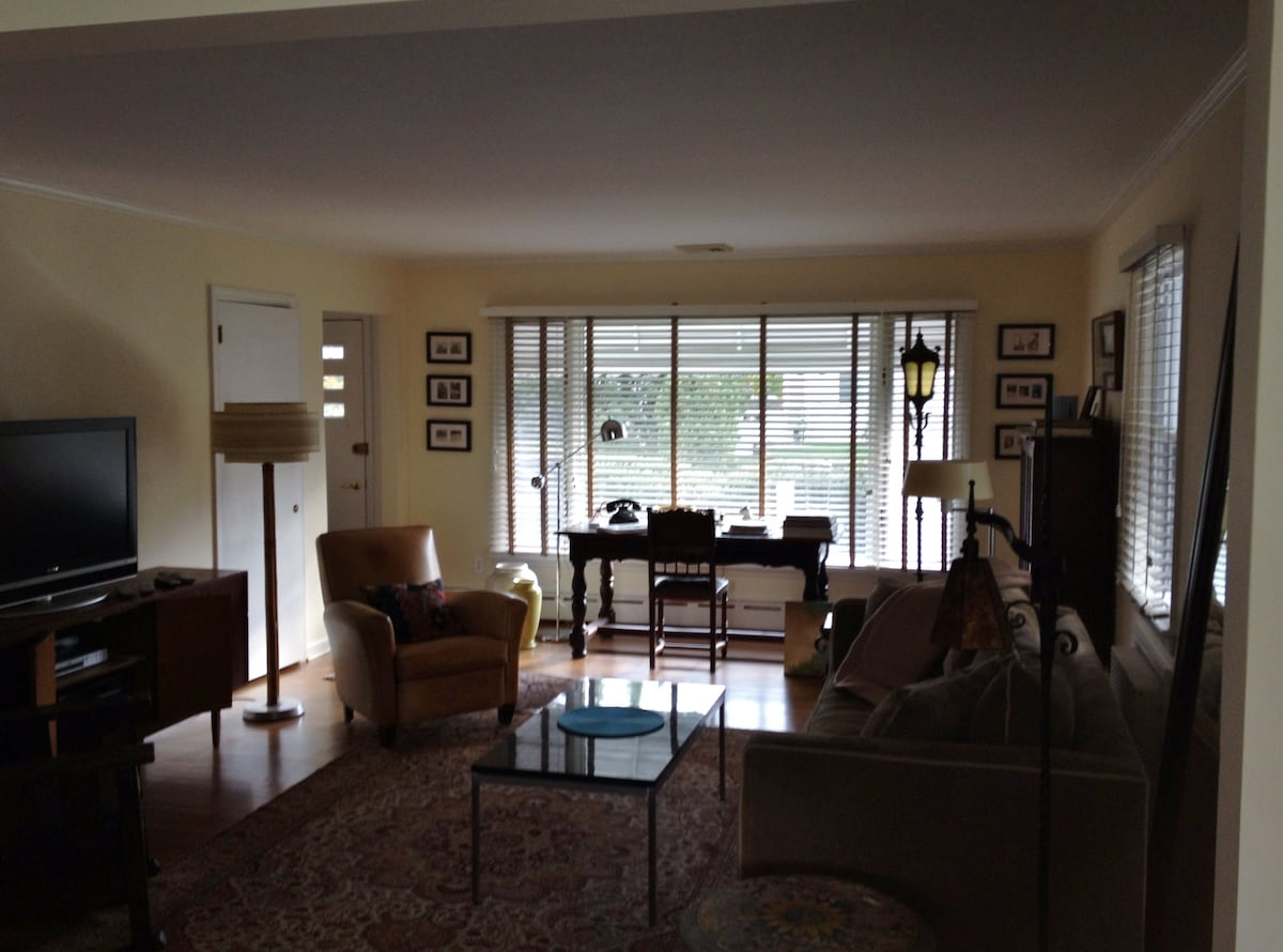 Cool 2BD Mid Century Ranch