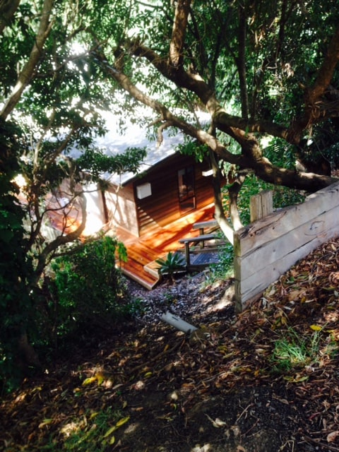 Warm, cosy 2BD cabin, 1 room avail