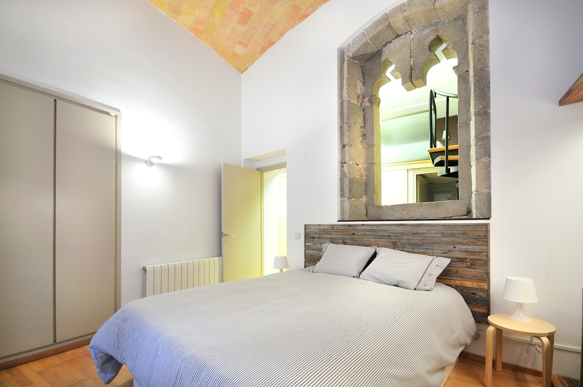 Nice loft in the Jewish old town