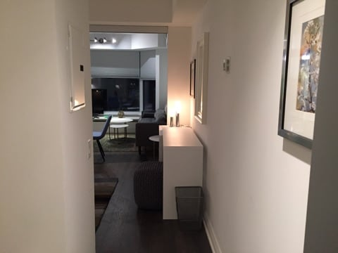 Yorkville Fully Furnished Condo