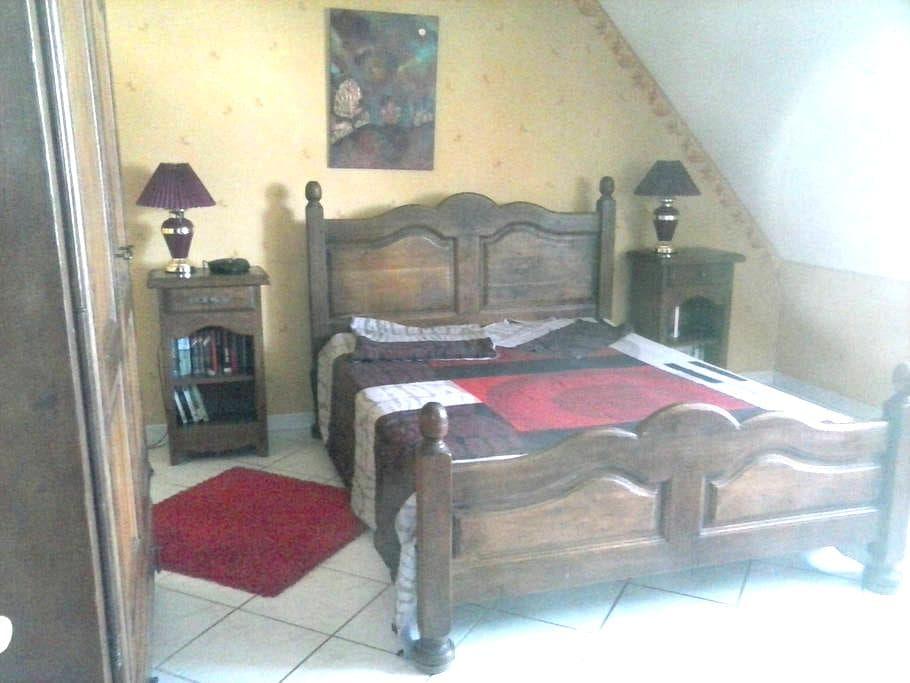 la maison du Hérisson - La Capelle