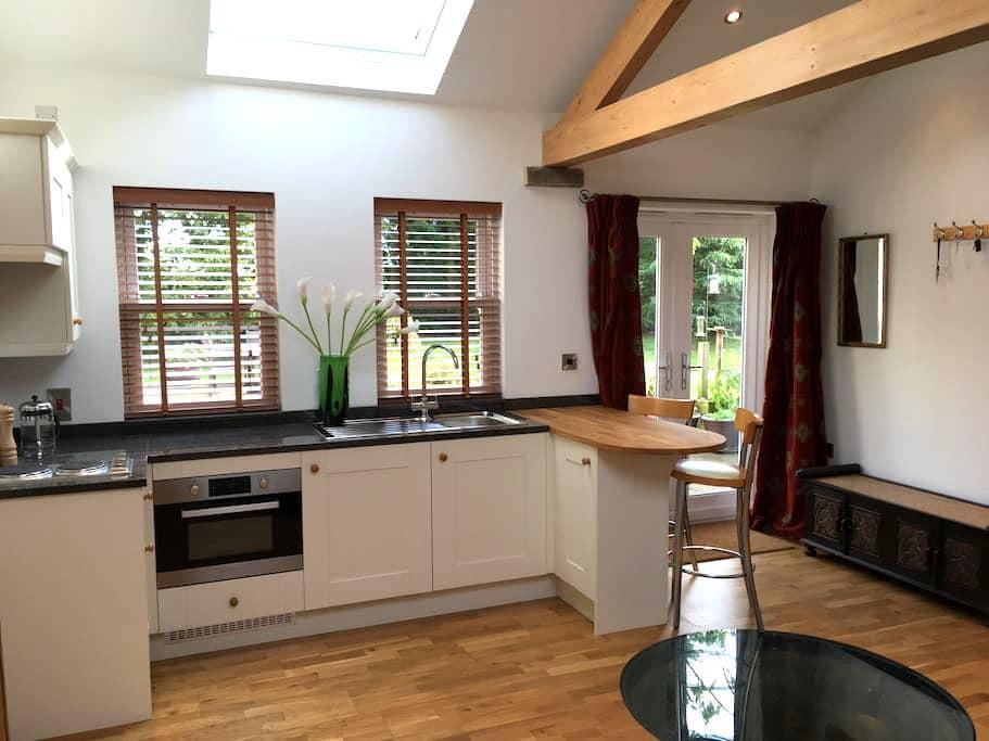 Garden Lodge in North Yorkshire - Sherburn - Apartament