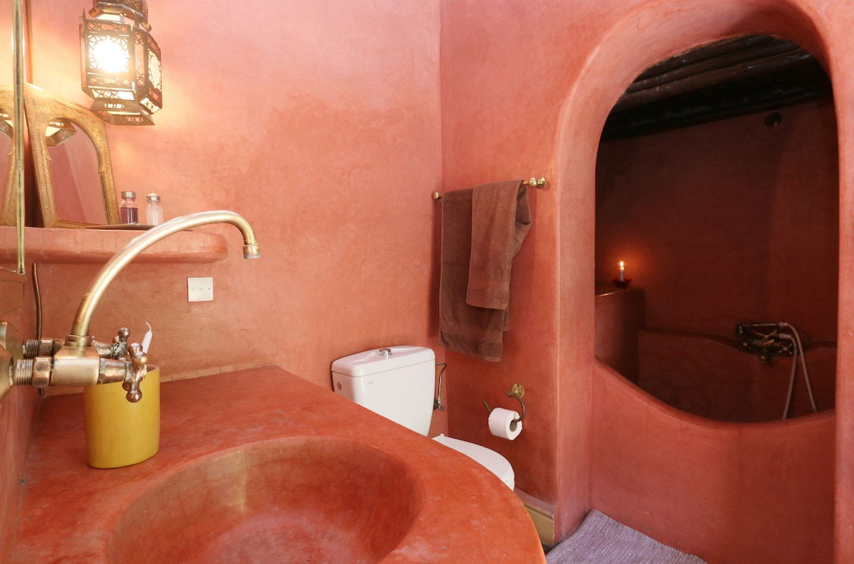 Cosy room ideal for 2 or 3 persons