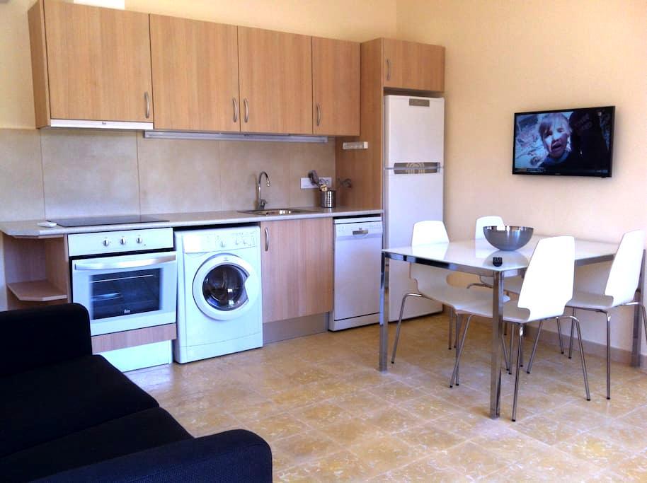Apart tranquilo,muy equipado,jardin - Vilajuïga - Condominium