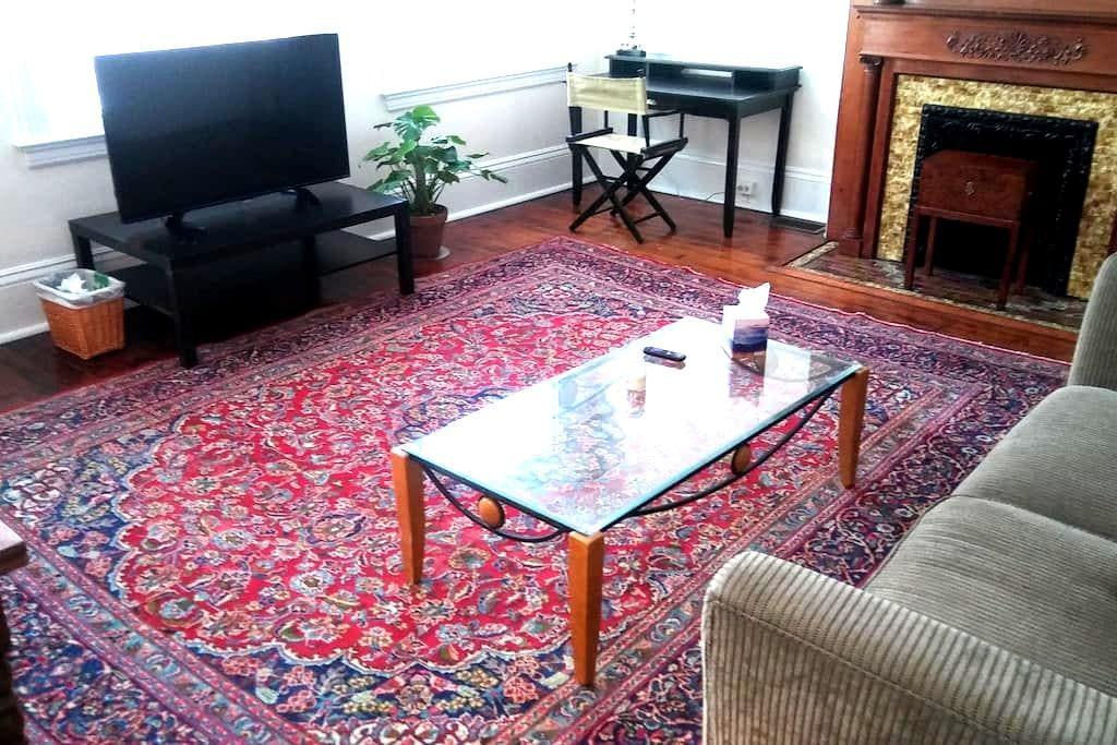Spacious 1 BR Apartment in Mexican War Streets - Pittsburgh - Apartment
