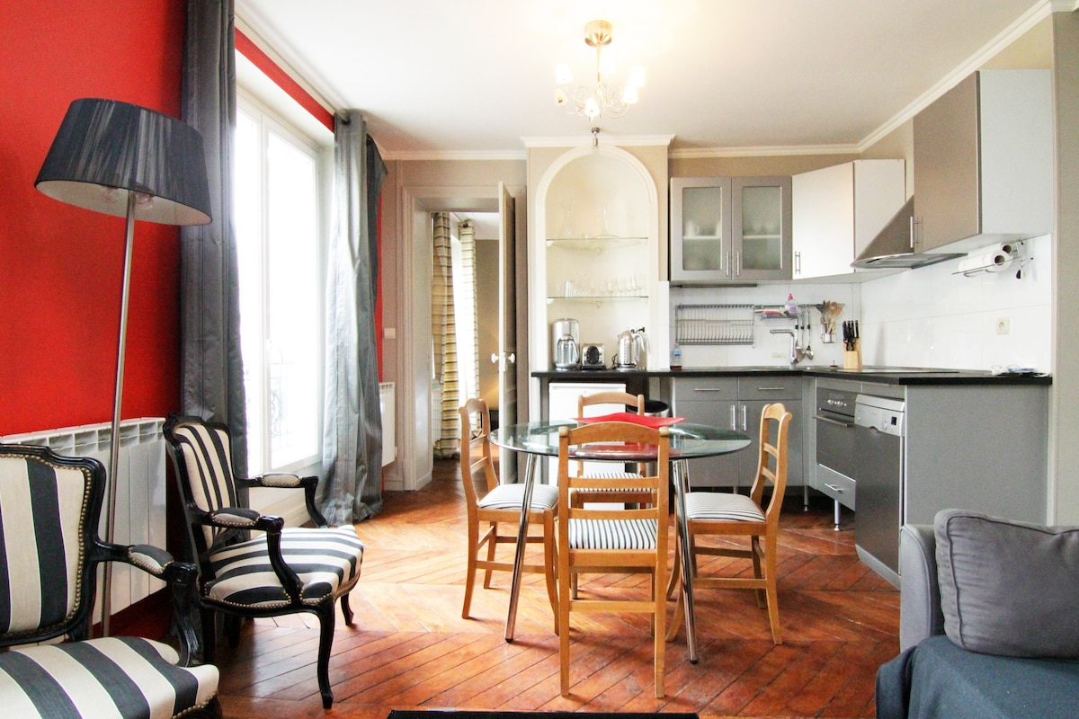 Apartment 1 Bedroom 42 m² Le Marais