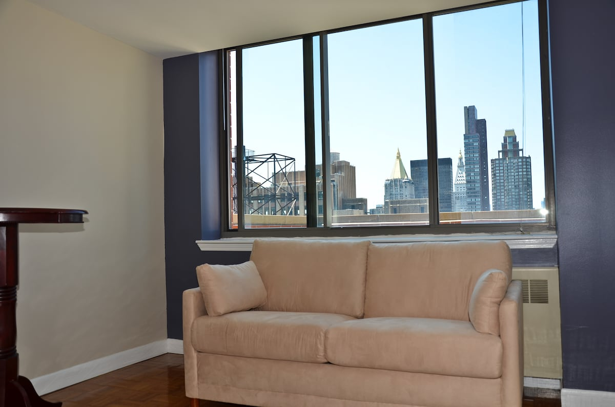 AMAZING NYC 1BR APT WITH GR8 VIEWS