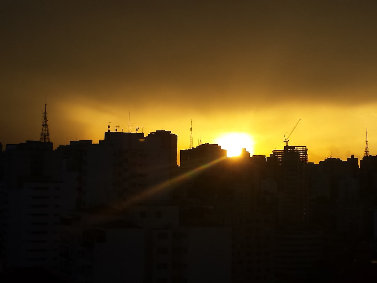 Paulista Avenue - Room next.