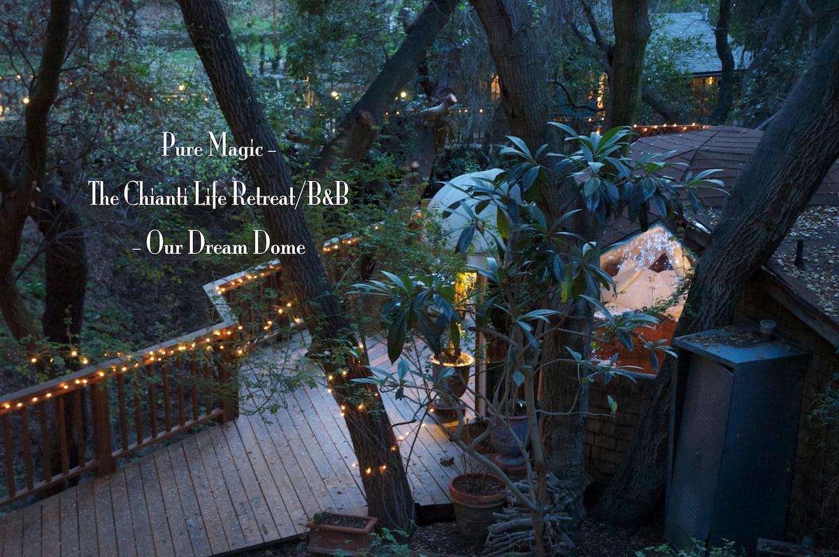 Magical & Romantic Dream Dome