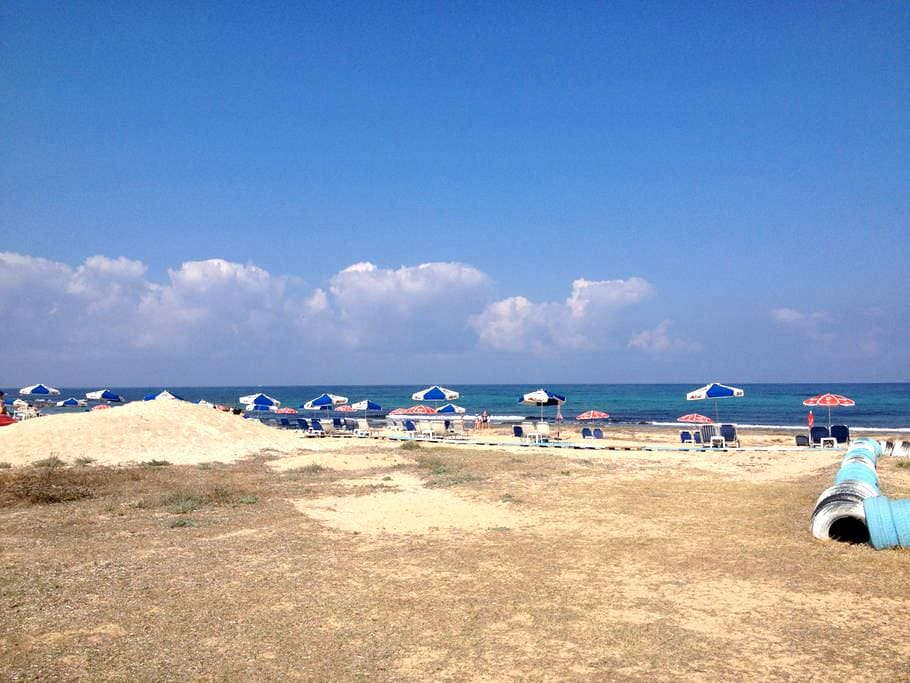 5 mins walk to the sea and center - Paphos - Daire