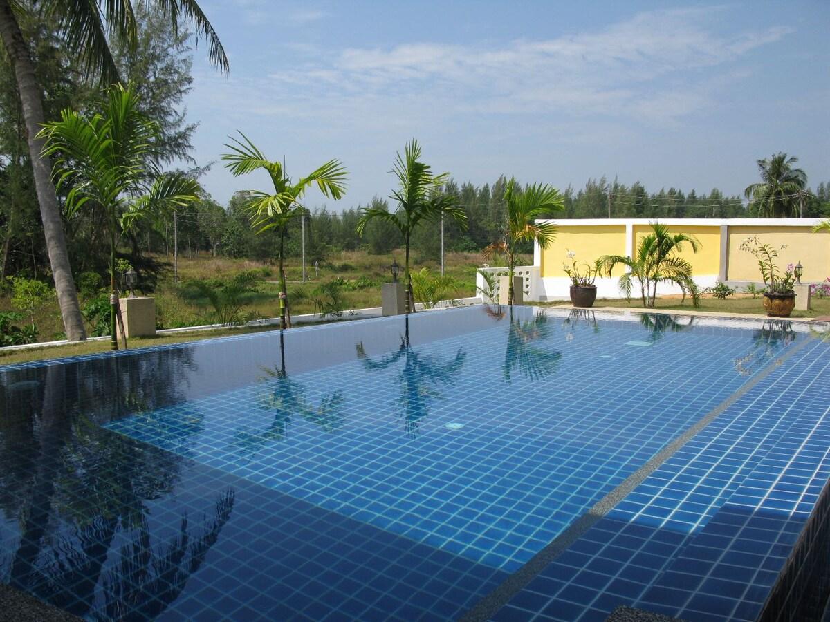 Green Garden Family Villa, Khao Lak