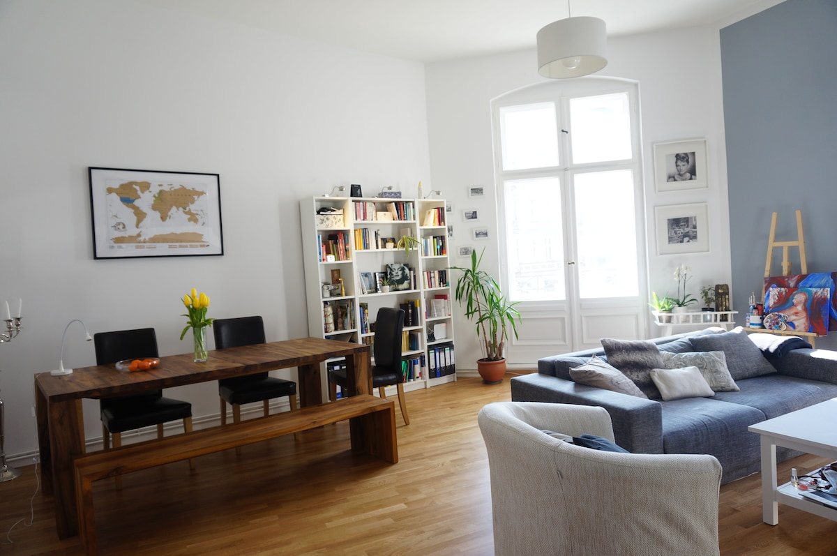 Beautiful Central City Apartment