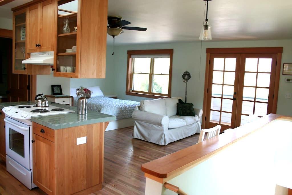 illahe studio - Ashland - Apartment