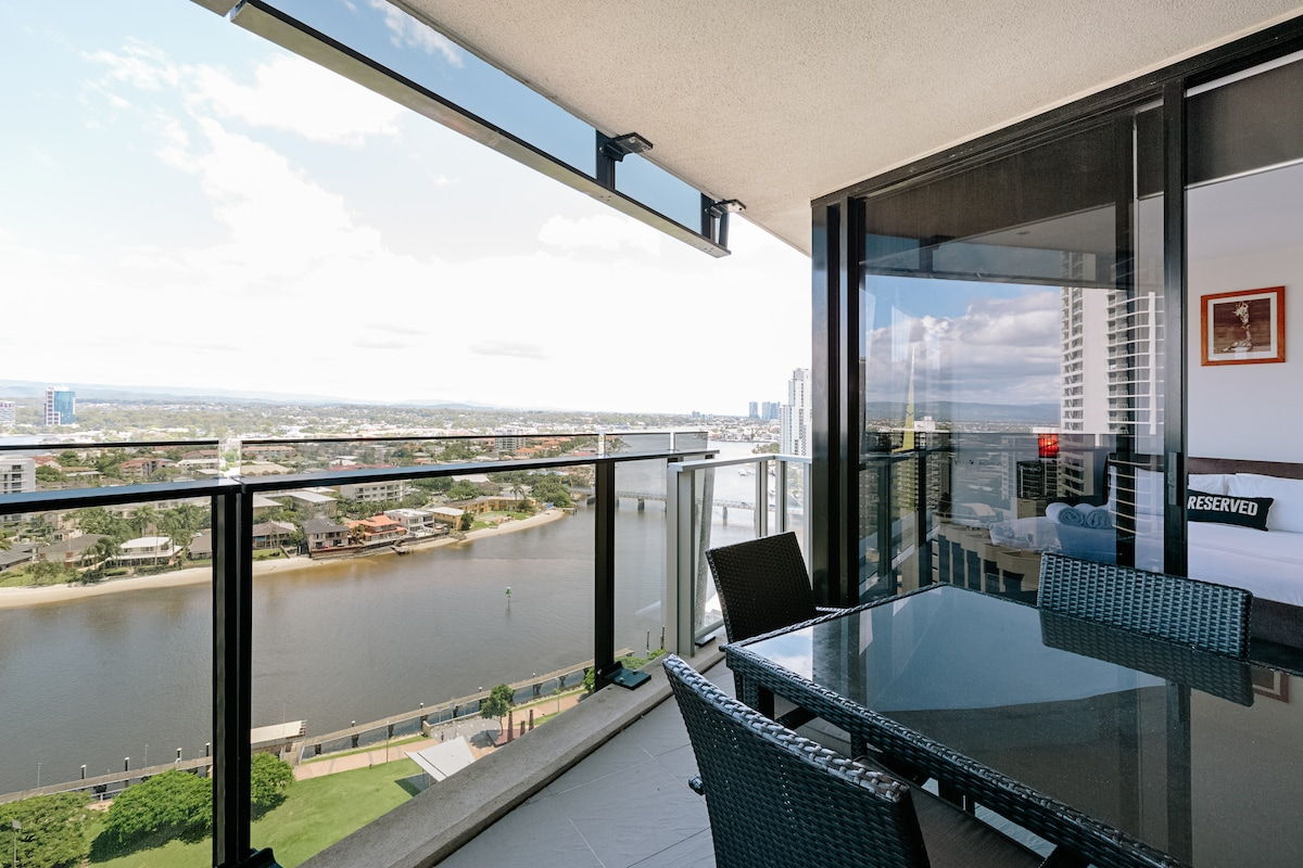 Perfect Location & view!