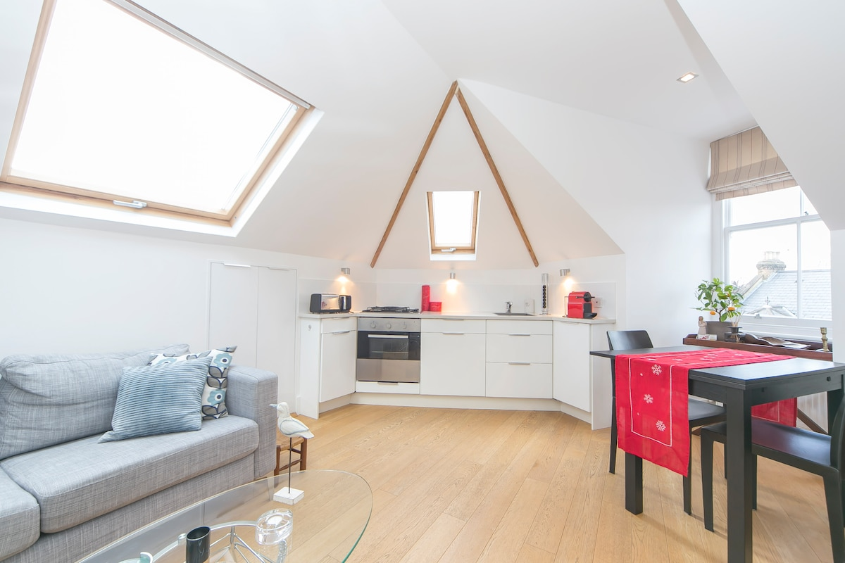 Beautiful 1BR flat in Chiswick SG2