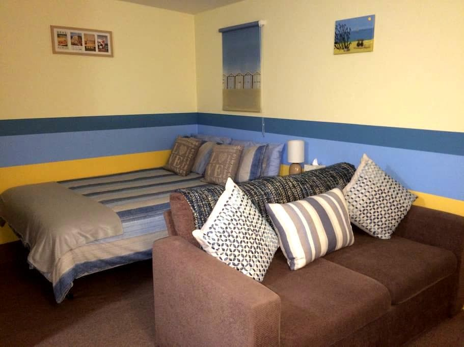 Cute Annexe Apartment in Deal, Kent - Deal - Apartamento
