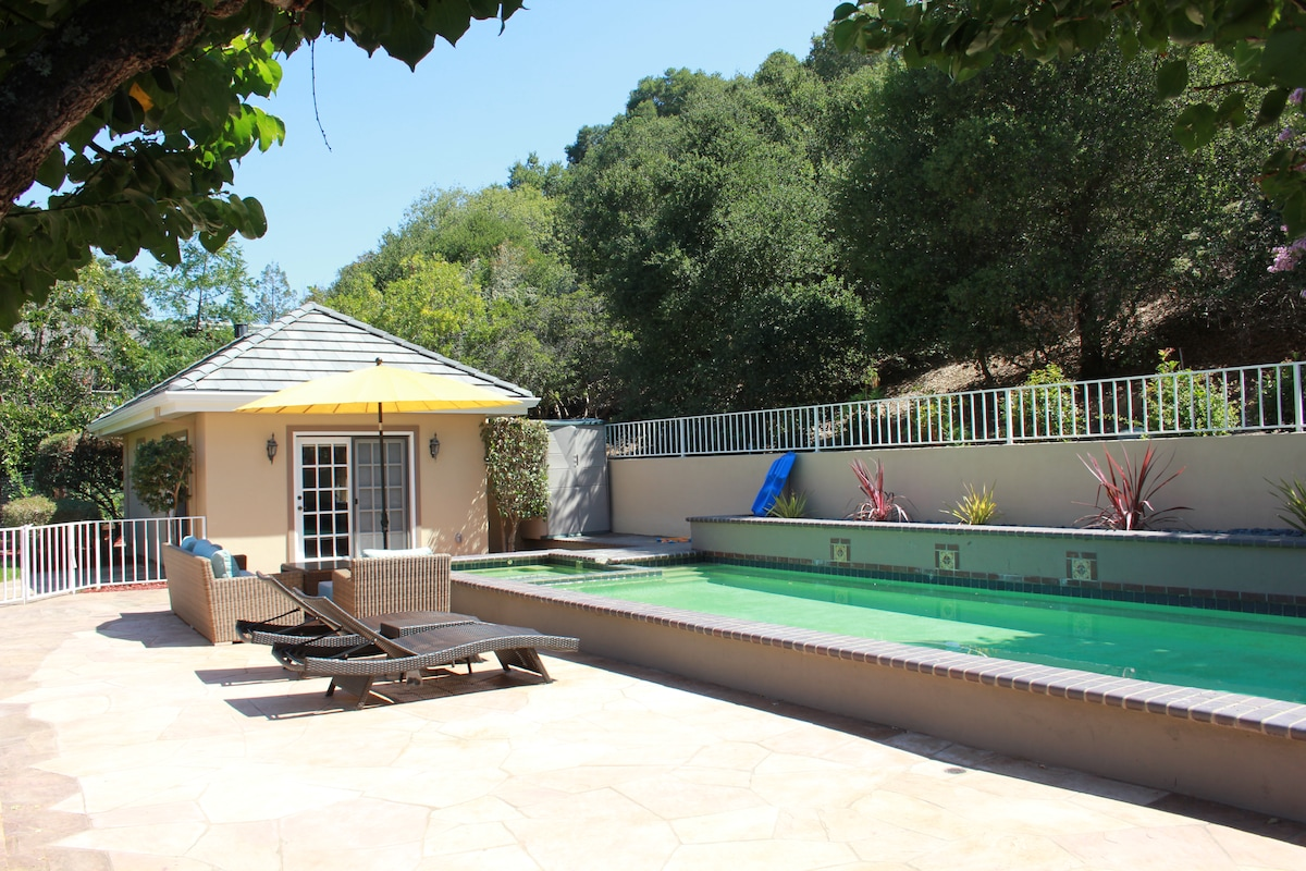 Charming Guest House near Stanford