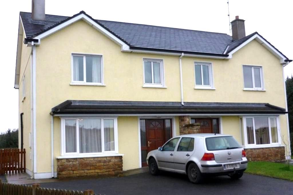 Modern 3 bedroom house in Kilkelly, Co. Mayo - Kilkelly - House