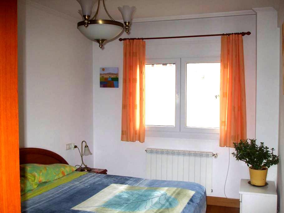 Habitación en pleno centro con baño propio - Vitoria-Gasteiz - Apartment