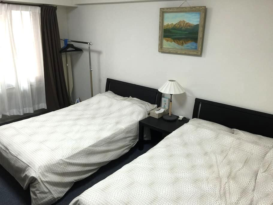5 min walk from Hakata Station. - Fukuoka - Lägenhet