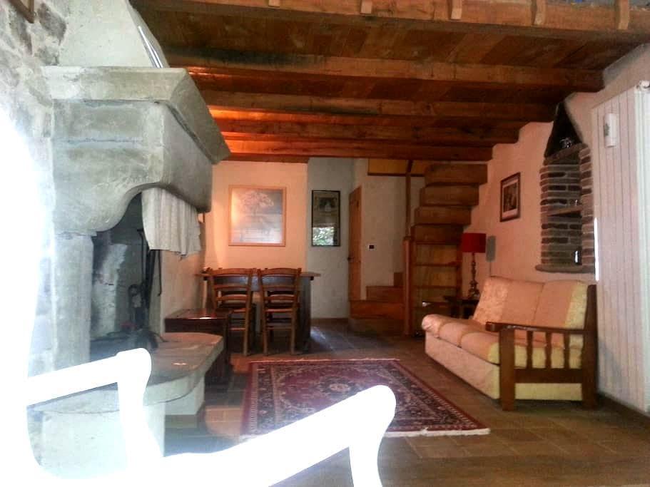 La Casa nel Roccione - Pennabilli - Hus