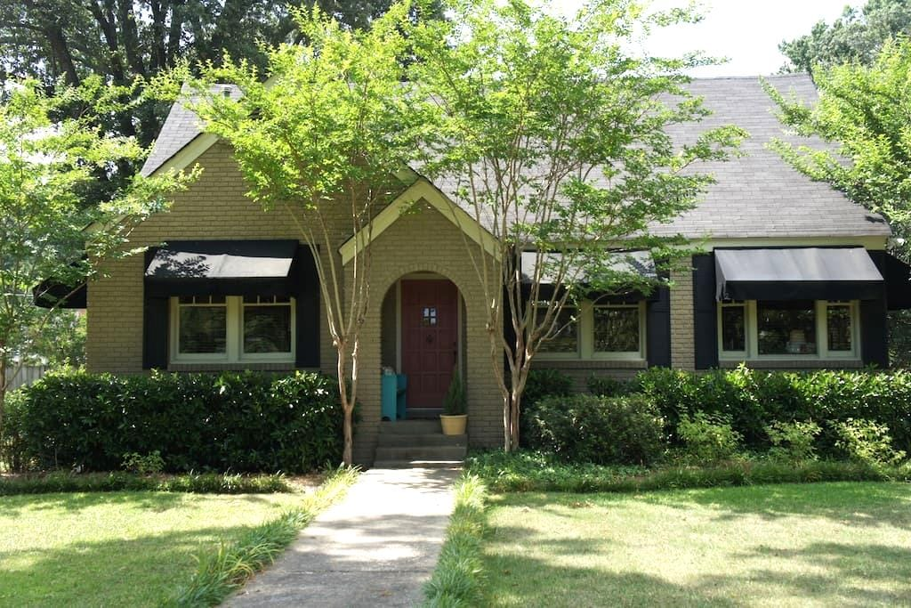 Charming 2 Bedroom Delta Cottage - Greenwood - Casa