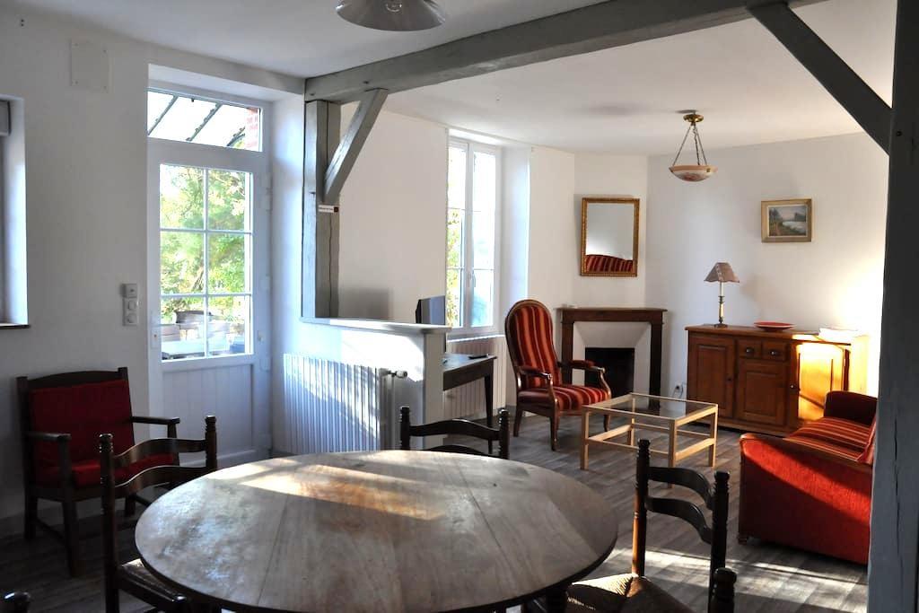 Gîte 5 places en Val de Creuse - Badecon-le-Pin