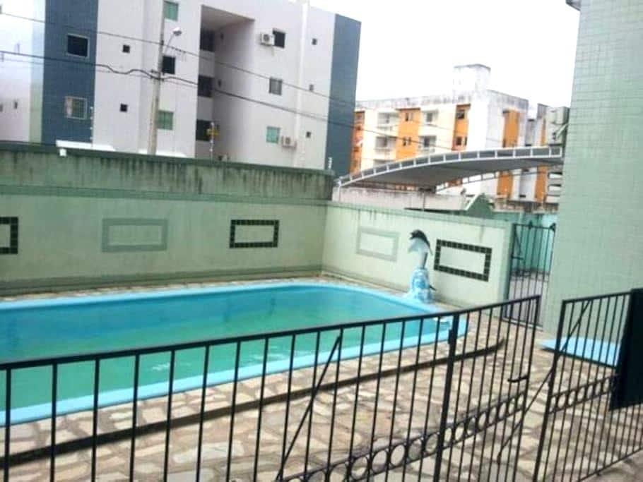 Apartamento em João Pessoa - Dezembro e Janeiro - João Pessoa - Apartemen