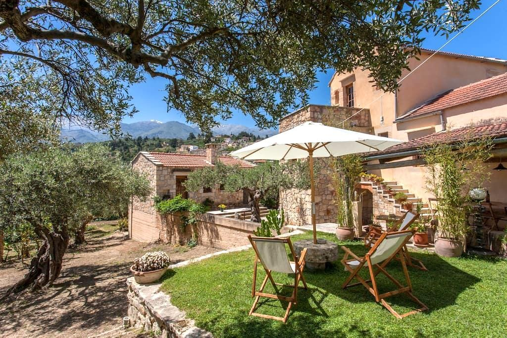 Opuntia Villa Nerochori Chania Crete - Chania - Talo